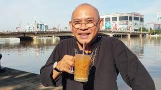 Cafe vỉa hè, bánh mì ốpla bên bờ rạch Long Xuyên sẽ đi vào lịch sử ???