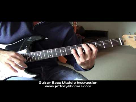 How To Play Raise Your Glass by Pink On Guitar
