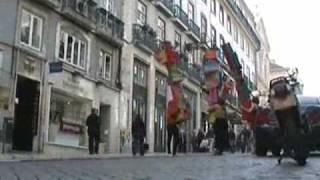 O equilibrio das vidas precárias! Mayday Lisboa 09