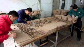 Teamson Hand Carving 2
