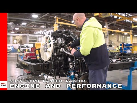 2019 Ford Ranger Raptor Engine and Performance