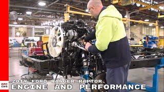 2019 Ford Ranger Raptor Engine and Performance