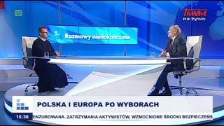 Rozmowy niedokończone: Polska i Europa po wyborach cz.I