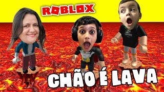Roblox the FLOOR is LAVA (Floor is Lava) ToysBR