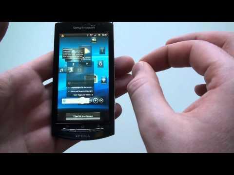 Test: Sony Ericsson Xperia neo V