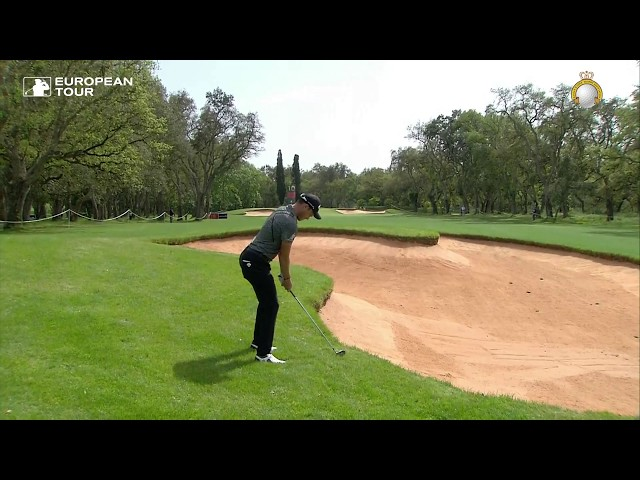 Highlights Round 1 Hassan II Golf Trophy