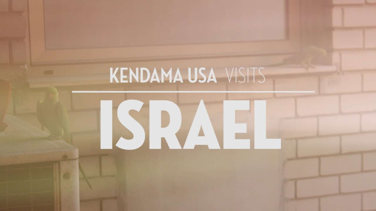 Kendama Usa Visits Israel Youtube