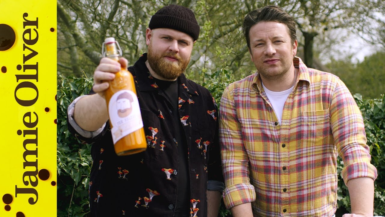 Chilli Sauce | Jamie Oliver & Tom Walker