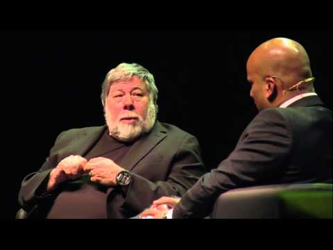 Steve Wozniak: Personal vision of technology and its impact for entrepreneurship