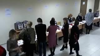 видео Какие данные вносятся в списки избирателей