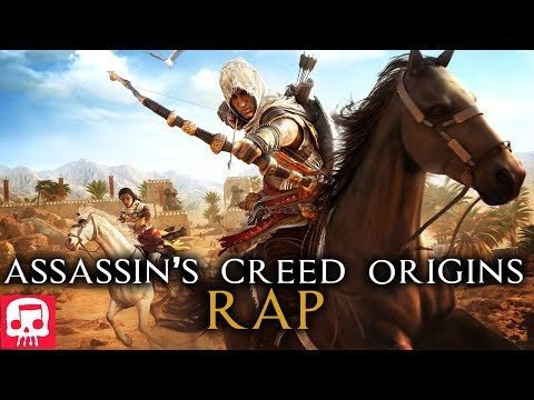 ASSASSIN'S CREED ORIGINS RAP by JT Music -