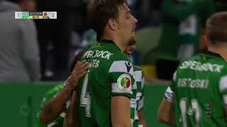 Highlights | Resumo: Sporting 1-0 FC Porto (5-4 após GP) (Taça Portugal 17/18 #1/2 final)