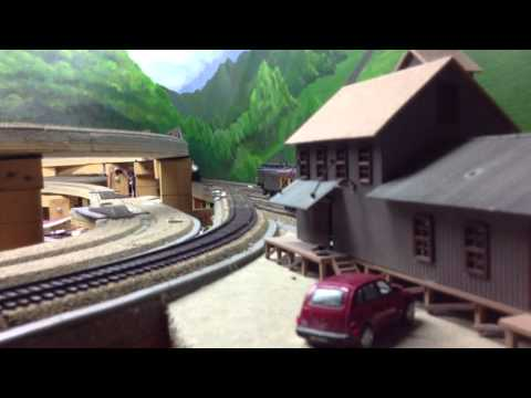 Soggy Mountain Railroad - The Train Trials