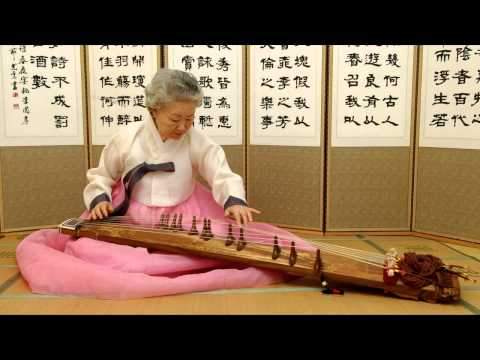 Korean Meditation Music, Gayageum Music