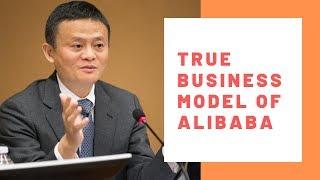 The True Business Model of Alibaba Group screenshot 2