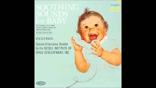 Raymond Scott ‎- Soothing Sounds For Baby Vol. 3 (1962) FULL ALBUM