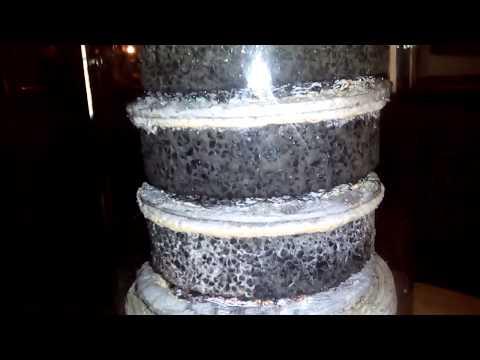 Voltaic pile free energy