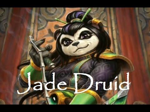 Hearthstone Gadgetzan Jade Lotus Druid