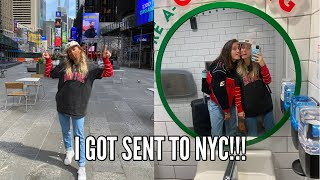 NYC VLOG: exploring the city, the BEST coffee & aesthetic hotel!