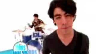 Jonas Brothers - I Fell In Love With The Pizza Girl HD HQ Official Music Video + Lyrics