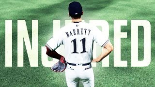 PLAYED THROUGH A INJURY AND ENDED MY SEASON! MLB The Show 18 Road To The Show