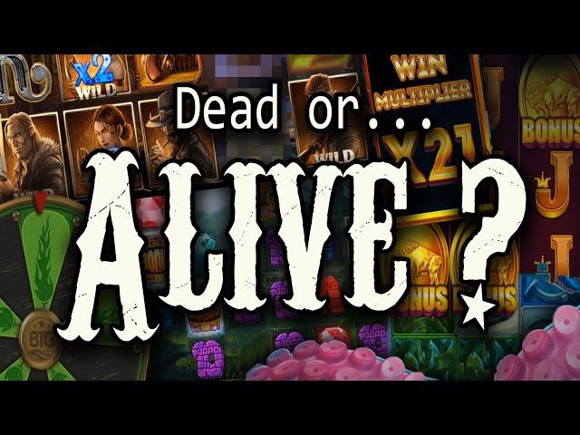 Online Slots: Dead or Alive?