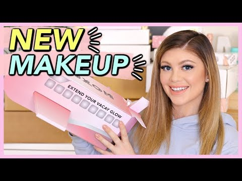 PR UNBOXING HAUL! | WHAT'S NEW IN MAKEUP!