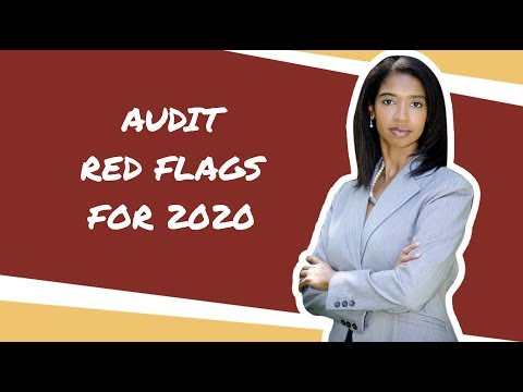 5 IRS Audit Red Flags 2020