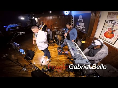 Sting - Fragile - Gabriel Bello Vocal & Saxophone Cover