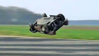 special rc car crash with a short course truck / amazing shots!!