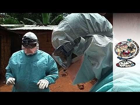 Ebola Mk 1: How The Marburg Virus Terrorised Africa