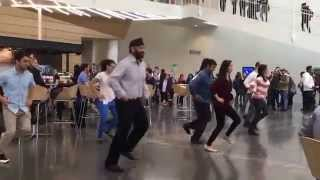 OHSU CLSB Atrium Flash Mob 11/9/2015