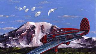 Aliens & UFOs: The Kenneth Arnold UFO sighting case,  consisting of nine UFOs flying past Mt Rainier