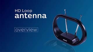 HD Loop Antenna SDV7114A/27