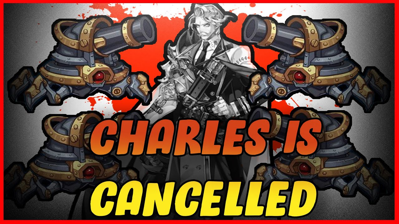 Download Nuking Charles with ORICHALCUM CANNON in arena