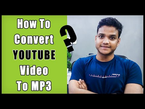 How to Convert Youtube Video to MP3