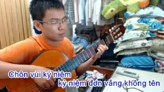 Tâm Sự Đời Tôi - Sáng tác : Thanh Sơn - [Bolero - Guitar Instrumental]