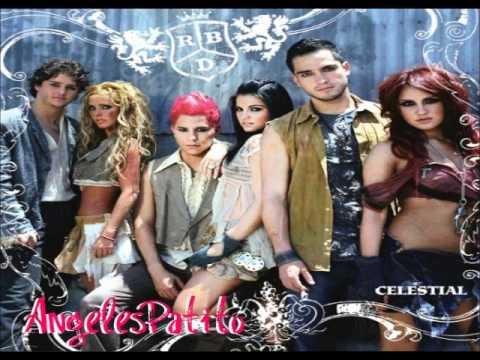 Cd Celestial 'RBD': 6) Besame Sin Miedo