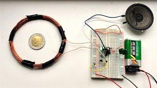 Metal Detector - Pinpointer