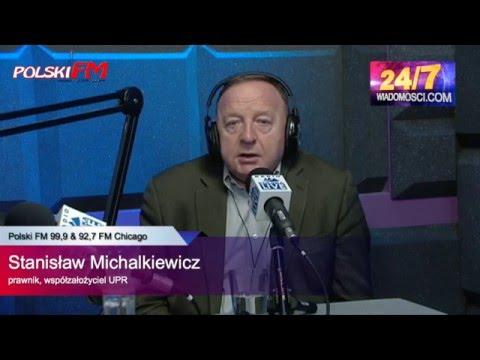 Polski.FM - Stanisław Michalkiewicz - prawnik, założyciel UPR