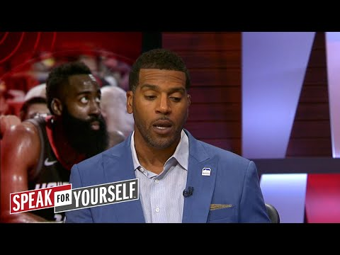 Jim Jackson on James Harden after Game 7 loss to the Warriors   NBA   SPEAK FOR YOURSELF