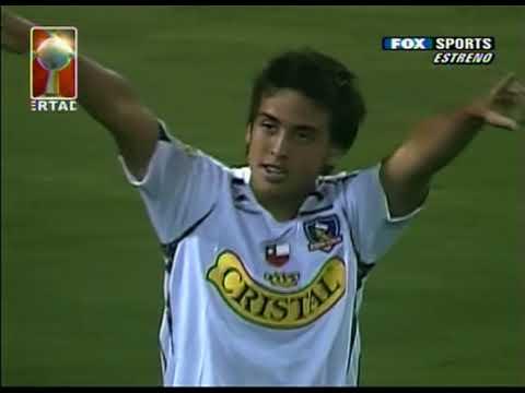 Colo Colo 2 - Boca Juniors 0 - Copa Libertadores 2008