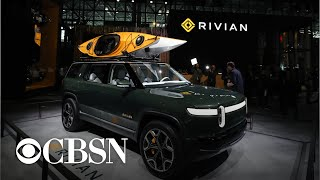 Ford invests $500 million into Tesla competitor Rivian