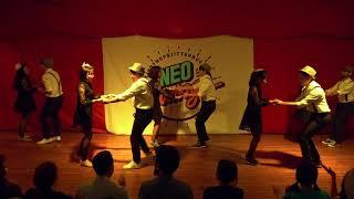 네오스윙 114기 졸업공연 - 초중급(중앙)
