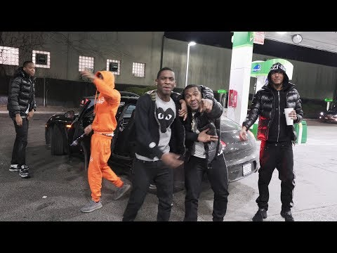 Dula Bandz Ft  TenFive - Clipped ( OFFICIAL MUSIC VIDEO )