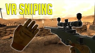 [Onward] Sniping in VR!