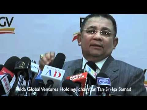 Felda Global Ventures Holdings' listing on Main Market of Bursa Malaysia