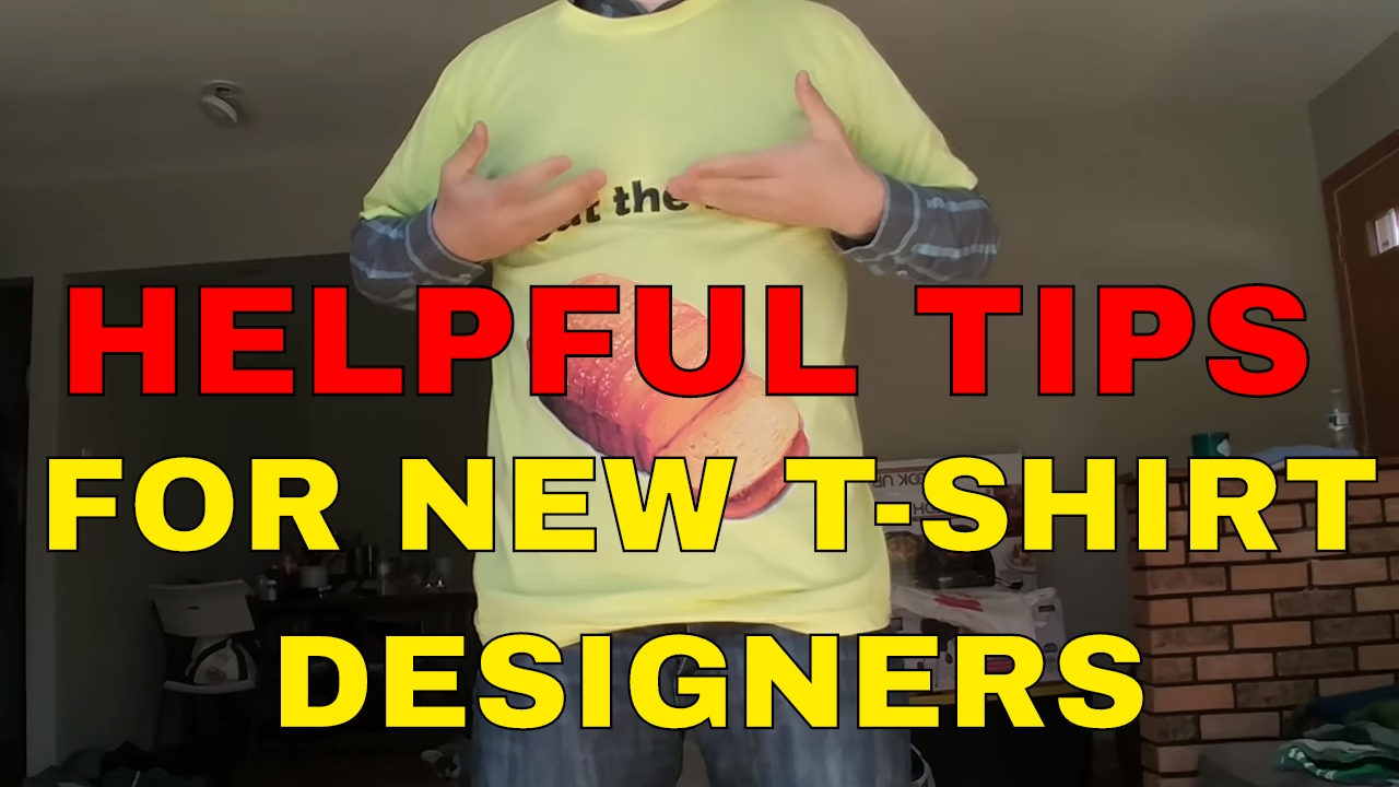New T-Shirt Designers | Quick What Not To Do When Designing Shirts Yourself