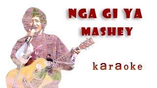 Bhutanese Song | Nga Gi Ya Mashey | Misty Terrace | Karaoke