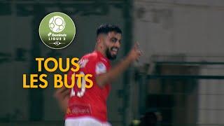Tous les buts de la 16ème journée - Domino's Ligue 2 / 2017-18